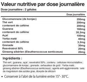 valeur nutritive revolyn