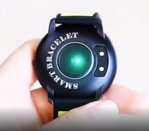 lumières LED colour watches