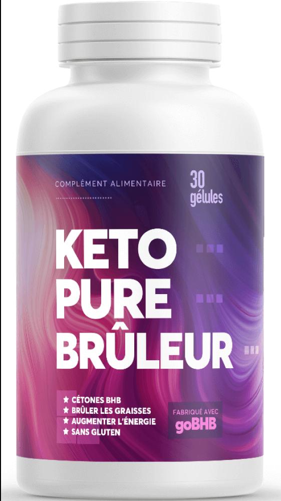Keto Pure Brûleur
